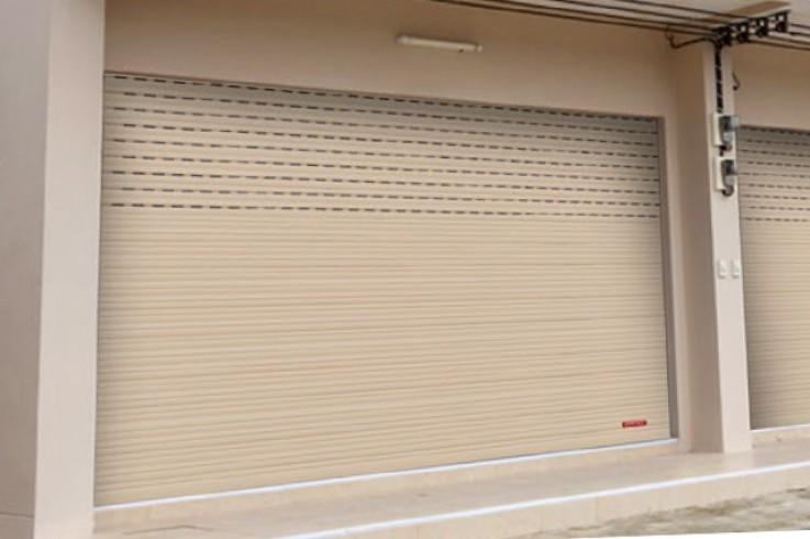 Cửa Cuốn Nan Nhôm Doortech - KHÔNG LO VỀ GIÁ